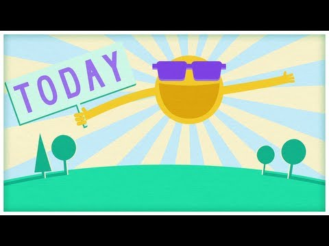 "Time: ""Yesterday, Today, and Tomorrow"" by StoryBots"