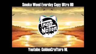 Smoke Weed Everyday Remix (Trap Nation)