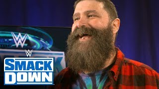 Mick Foley Celebrates 20th Anniversary Of Smackdown: Smackdown Exclusive, Oct. 4