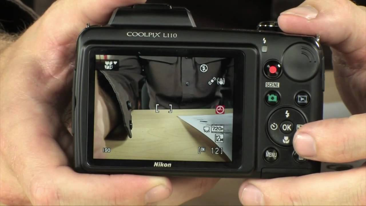 nikon coolpix l110 26194 coolpix digital camera youtube rh youtube com Nikon Coolpix L110 Accessories Nikon Coolpix L105 Review