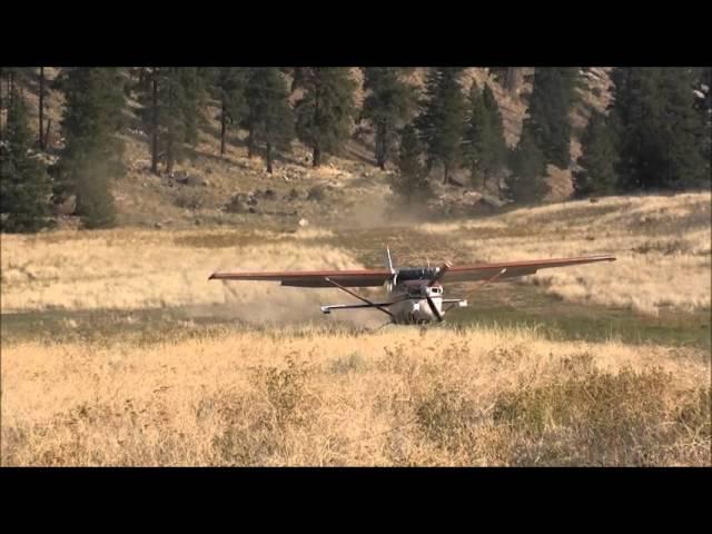 Improper Simplott landing ground view 2