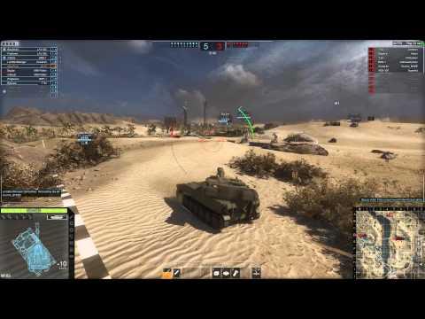 Armored Warfare EA4 - Episode 7 - So Sweet M109, 2 youtubers in arty=Massacre!
