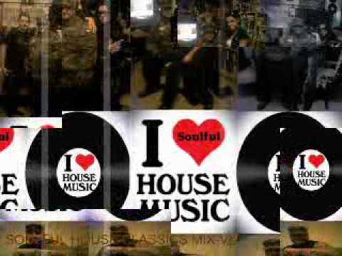 Soulful house classics mix vs soulful house original vocal for Soulful house classics