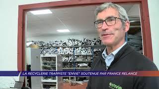 """Yvelines   La recyclerie trappiste """"Envie"""" soutenue par France Relance"""