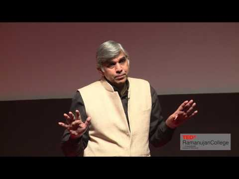 Unconventional Roads to Success | Dinesh Singh | TEDxRamanujanCollege