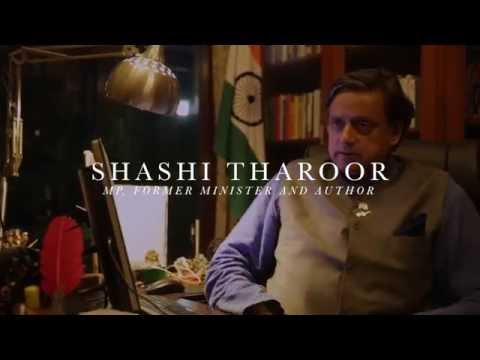Shashi Tharoor on Modi's foreign policy