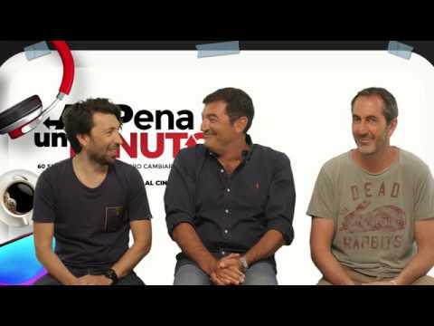 APPENA UN MINUTO: Intervista a Max Giusti, Paolo Calabresi e Herbert Ballerina