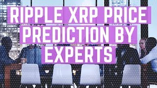 Ripple XRP Price Prediction By Experts For Next 4 Years
