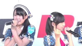 AKB48 team8によるミニライブの模様 M-2「希望的リフレイン」 日付:201...