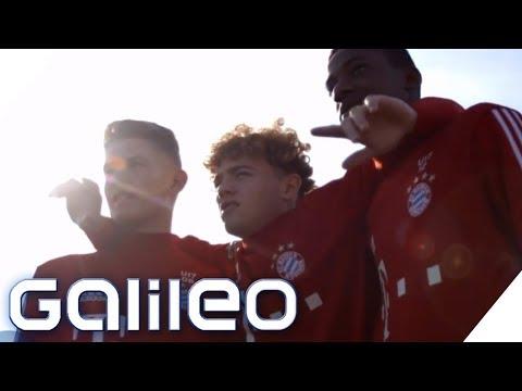 Der Nachwuchs-Campus des FC Bayern | Galileo | ProSieben