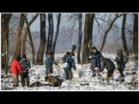 Russia Saratov crash Ice on SensorsMay Be Cause////
