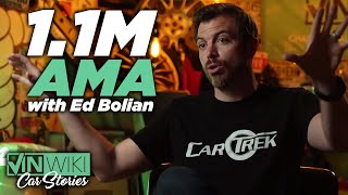 1.1 Million Subscriber AMA with Ed Bolian