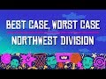 Northwest Division Best/Worst Cases | NBA Previewpalooza | The Ringer