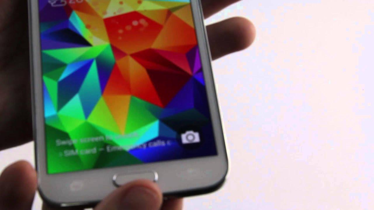 Những đặc điểm nổi bật của Galaxy S5 | VinhPhatmobile.com |