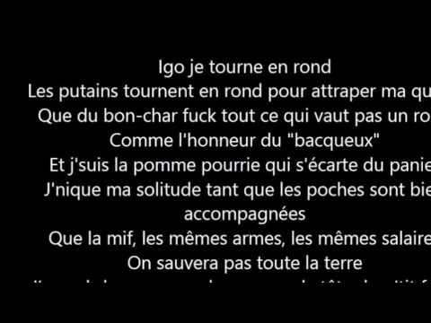 PNL-LE MONDE OU RIEN [PAROLES]