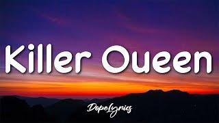 ASTON - Killer Queen (Lyrics) 🎵