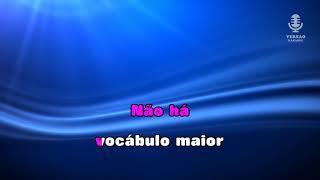 ♫ Demo - Karaoke - MAPA DO CORAÇÃO - Ana Moura