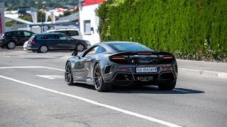 McLaren 675LT - Acceleration Sounds !