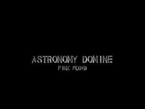 astronomy domine chords - photo #27