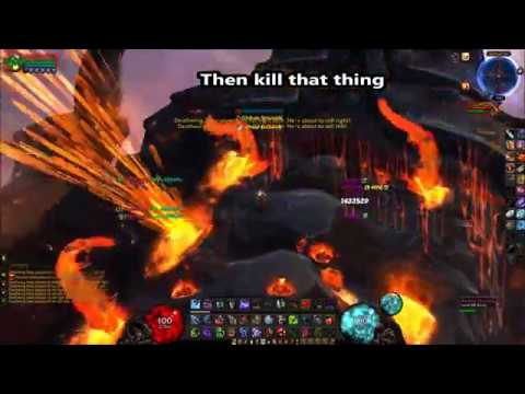 Maybe He'll Get Dizzy Achievement | How to solo Spine of Deathwing