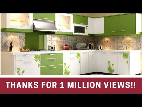 Best Modular Kitchen Designs 2018- Plan N Design