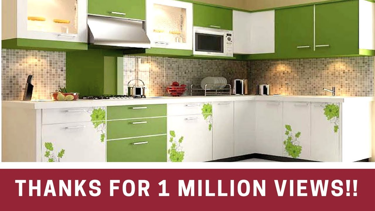 modular kitchens oval kitchen tables best designs 2018 plan n design youtube