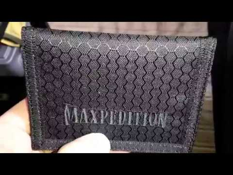 Maxpedition AGR LPW Wallet (Part of the Advanced Gear Research Product Line)