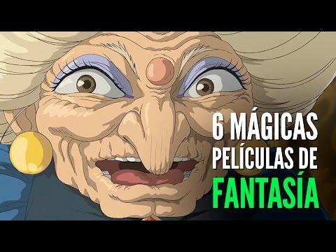 6 Mágicas películas de fantasía