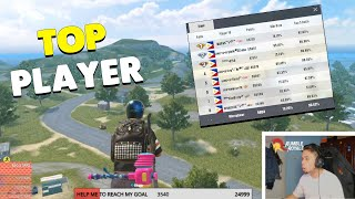 CHEATER PALA YUNG TOP PLAYER SA RULES OF SURVIVAL?