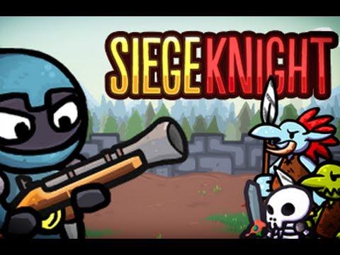 siege knight full gameplay walkthrough youtube. Black Bedroom Furniture Sets. Home Design Ideas