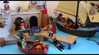 PLAYMOBIL PIRATE Demo