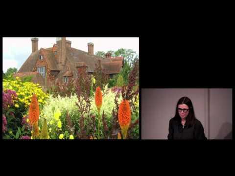 """Daniels B.E.S.T. Lecture: Victoria Taylor """"Landscape Punctures"""""""