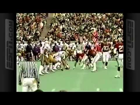 1986 Sun Bowl - Alabama vs. Washington (HQ)