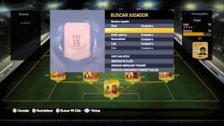 VOLVIMOS FIFA 15 HÍBRIDA BBVA + Barclays Chetada