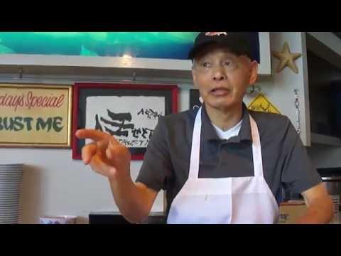 Sushi Nozawa, the Sushi Nazi