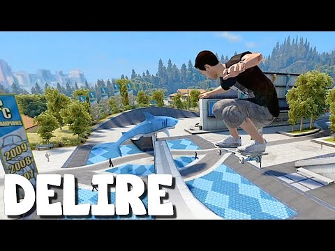 (Video-Delire) Skate 3 - Episode 06
