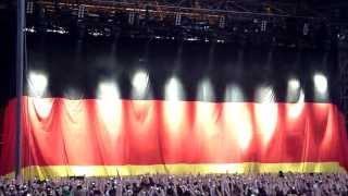 """Rammstein-""""Rammlied"""" Berlin Wuhlheide 21/5-2010 HD"""