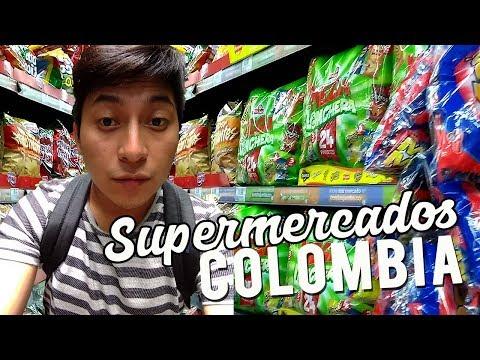 Voy al Supermercado en Bogota *Que venden* // Los Viajes de Shiro