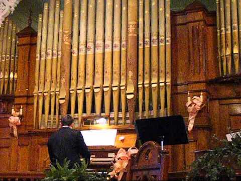 Jason's Concert at the Orient Methodist Church