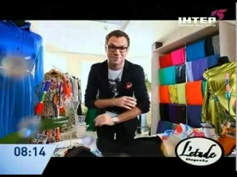 Платья в горошек - Андре Тан - Интер