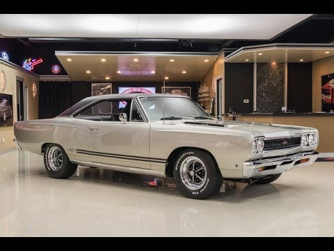1968 Plymouth GTX For Sale - YouTube