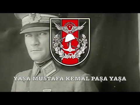 İzmir Marşı (Senfonik)(+Sözleri) - Turkish Millitary Song