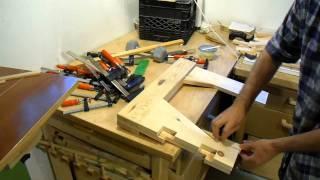 "14"" bandsaw build: the frame"