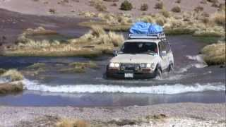 BOLIVIE 4x4  Altiplano, lagunas, geysers, sources d