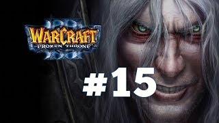 Warcraft 3 Ледяной Трон - Часть 15 - Повелитель Тьмы - Прохождение кампании Нежити