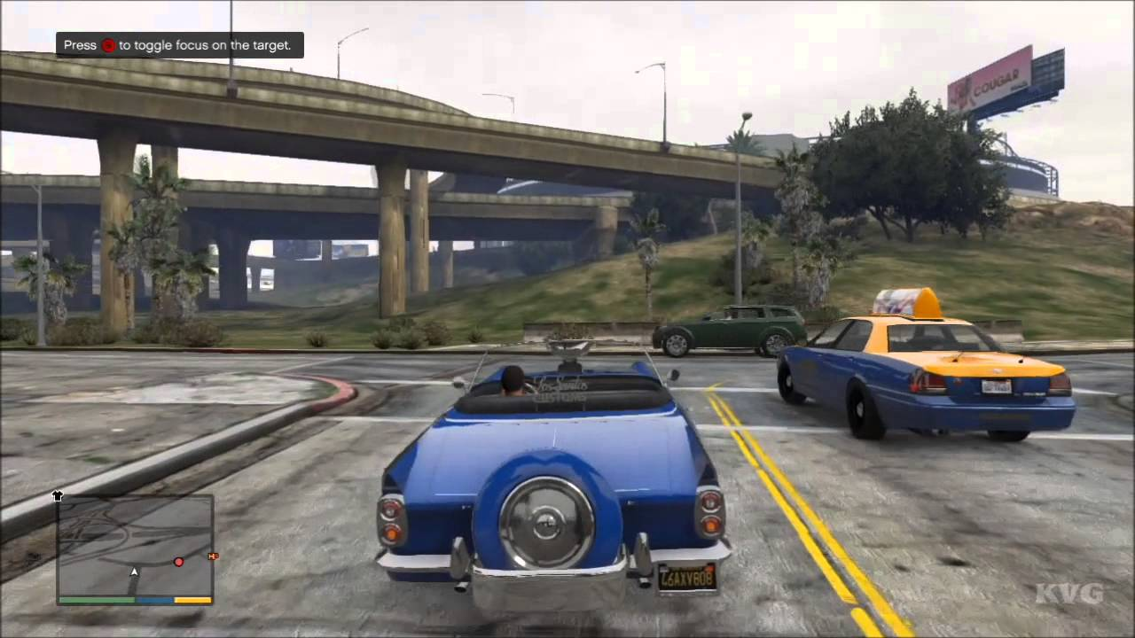 Grand Theft Auto 5 Best Classic Tuning Car Driving