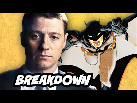 Gotham TV Series Trailer Breakdown