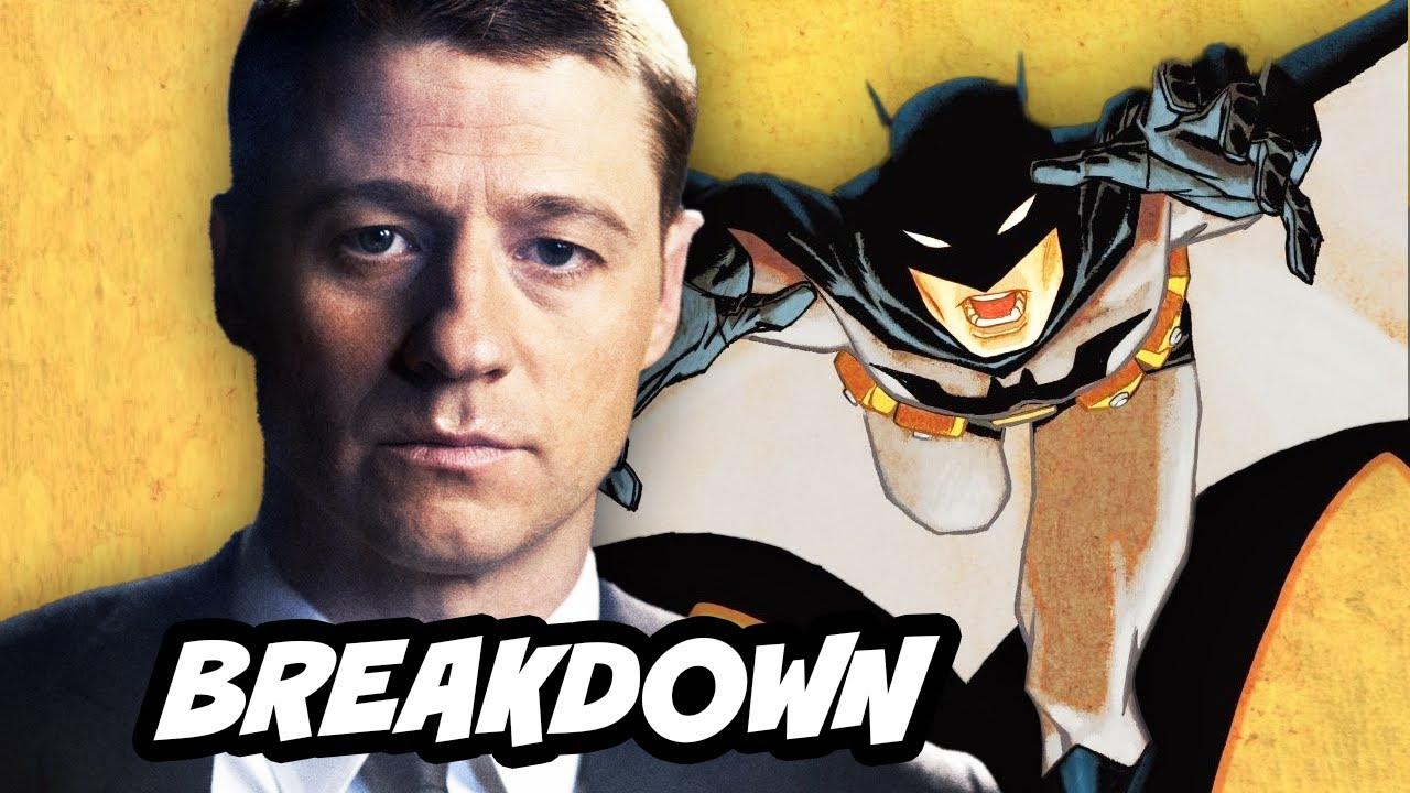 Download Gotham TV Series Trailer Breakdown