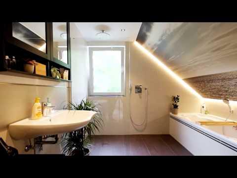 Badezimmer im Vorher-Nachher-Vergleich - PLAMECO Decken Siegen
