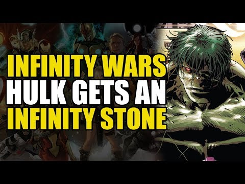 The Hulk Gets an Infinity Stone! (Infinity Wars Part 5)